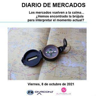 DIARIO DE MERCADOS Viernes 8 Oct