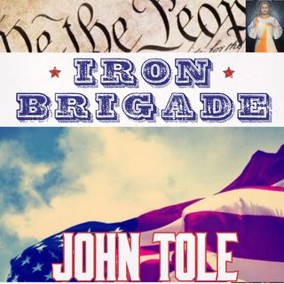 Sept FR 13 John Tole - Why look at AI as Evil? Iron Brigade goes deep on Simulation Theory + Evil AI