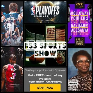 "BS3 Sports Show - ""#NBAPlayoffs...Now The Real Fun Begins"""
