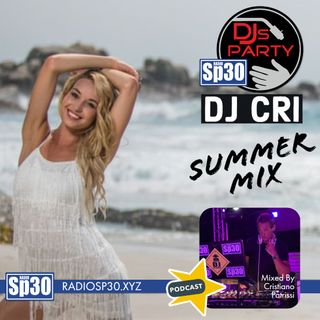 #djsparty - Summer MIX - ST.2 EP.49