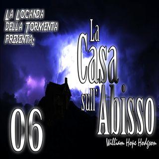 Audiolibro La Casa sull Abisso - William Hodgson - 06