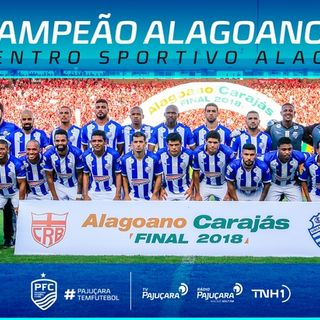 MUSICA CSA CAMPEAO ALAGOANO DE 2018