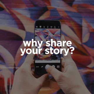 Why Share Your Story? - Pr Andy Yeoh