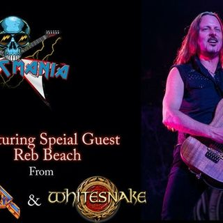 A View From the Inside W/ Reb Beach
