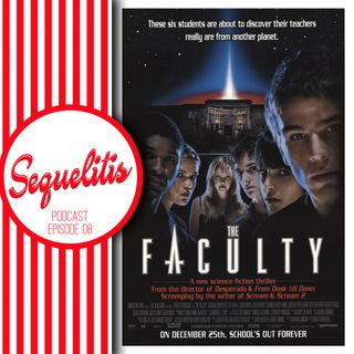 Episode 08 - The Faculty