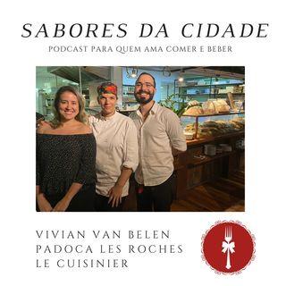 #12 Mulher no comando: Vivian Van Belen fala da experiência na gastronomia