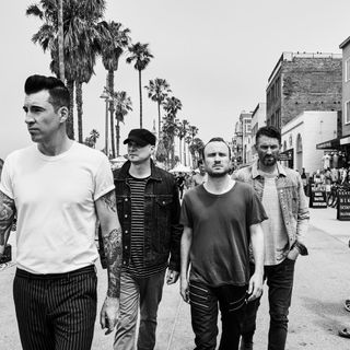 Theory Of A Deadman Interview