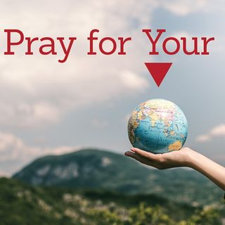 Prayer Devotional - Praying for Your Nation