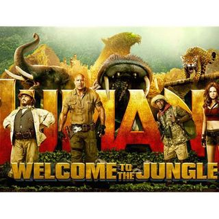 Damn You Hollywood: Jumanji - Welcome to the Jungle