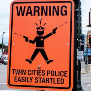 Twin Cities Police Easily Startled +