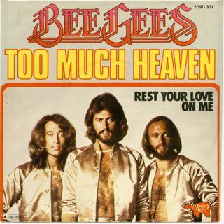 """Speciale Natale: Parliamo della hit """"Too Much Heaven"""", scritta e interpretata dai BEE GEES nel 1978."""