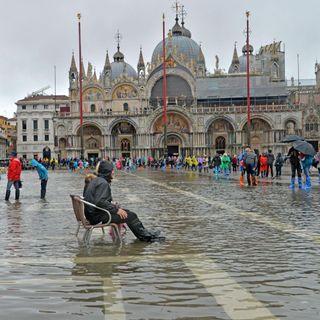 Venezia, un piano per salvare Piazza San Marco