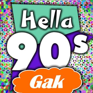 Gak: Your Favorite Slimy 90s Memory