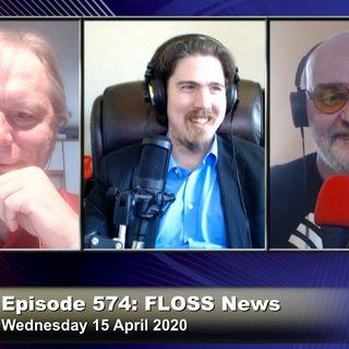 FLOSS Weekly 574: FLOSS News