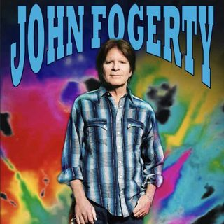 John Fogerty on 50 Years in Rock Music & Stuck Attends His 1st Madonna Show