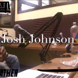 "OFFBeat Conversations Talks w/ Josh Johnson In ""You Might Be Down But You Don't Have To Be Out"""