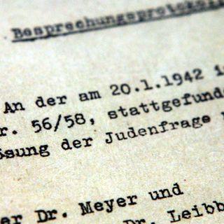 Ihr Name steht im Protokoll - Die Planung des Holocaust