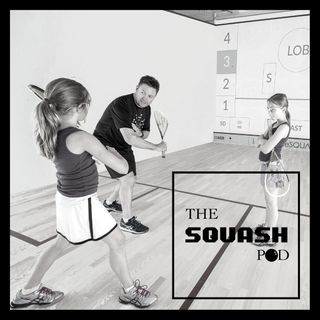 The Squash Pod interviews the team behind MSquash.- With guests Shaun Moxham, Sanne Veldkamp, and Katline Cauwels