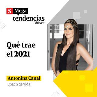 Las claves para vivir agradecidos en el 2021, por Antonina Canal