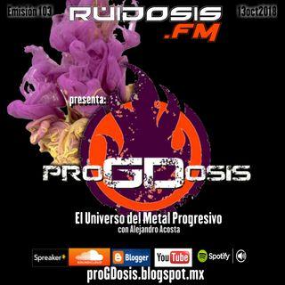 proGDosis 103 - 13oct2018 - Juan Carlos del Río
