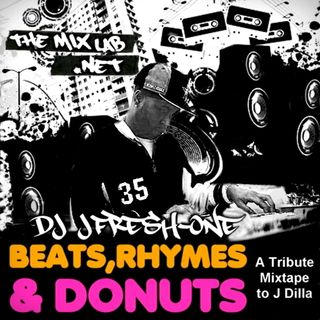 Beats, Rhymes & Donuts (J Dilla Tribute)