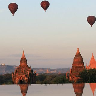 The Photogenic Places To Visit In Myanmar