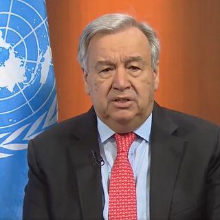 Hora de centrarse en la verdadera batalla de nuestras vidas: ONU