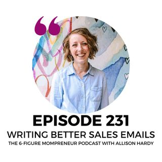 Writing better sales emails