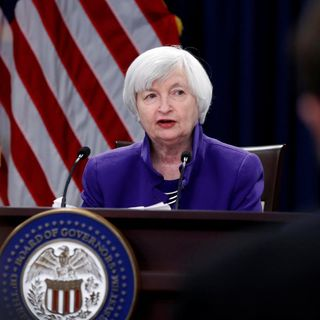 Dr Janet Yellen's last Press Conference 13 December  2017