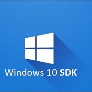Nuovo SDK per lo sviluppo su Windows 10 - Matteo Pagani
