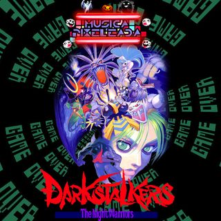 Darkstalkers The night warriors (Arcade)