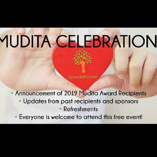 MUDITA CELEBRATION!