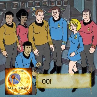 ID: 001: Star Trek: The Animated Series with Kevin Dilmore