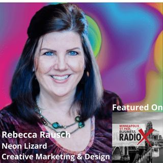Rebecca Rausch, Neon Lizard Creative Marketing & Design