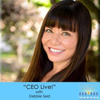 CEO Live! with Debbie Seid