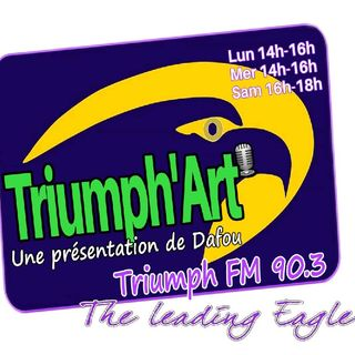 Triumph'Art (Émission du 1er/06/2020)