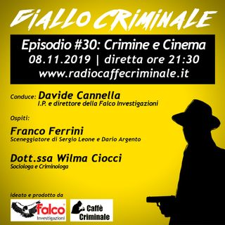 #30 Ep. | Crimine e Cinema