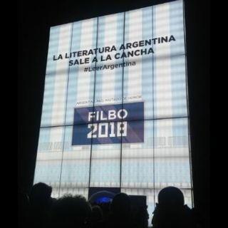 Un paseo por la pampa Argentina en Filbo 2018