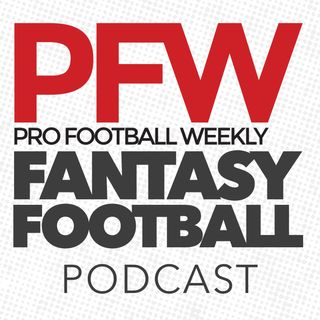 PFW Fantasy Football Podcast 044: Slim pickens & weather for DFS in Week 8