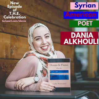 Syrian American Poet Dania Alkhouli