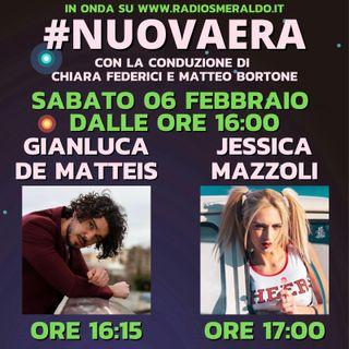 #NUOVAERA con Gianluca De Matteis e Jessica Mazzoli