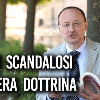Papi scandalosi e vera dottrina