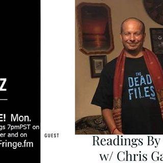 Psychic Medium:Chris Garcia 4/12/21
