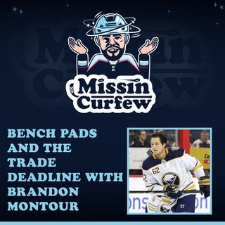 39. Bench Pads & the Trade Deadline with guest Brandon Montour