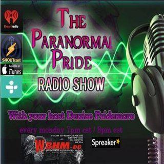 Paranormal Pride with Kathleen Werstein