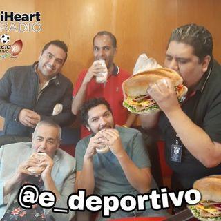 Día de Torta Hechas en casa solo en Espacio Deportivo de la Tarde 14 de Noviembre 2019