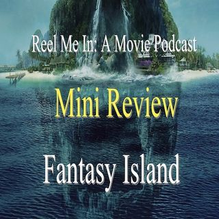 Mini Review: Blumhouse's Fantasy Island