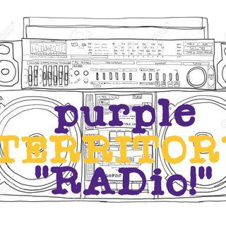 purpleTERRITORY Pre-Game Show