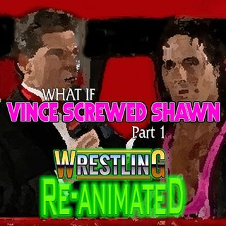 Vince Screws Shawn Part 1- Bret Stays In The WWF