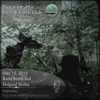 Karin Smith and Helgard Muller - Recondo Interview - Blackbird9's Breakfast Club